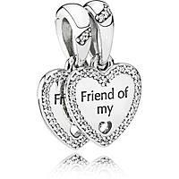 charm donna gioielli Pandora 792147cz