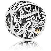 charm donna gioielli Pandora 796267cz
