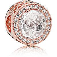 charm donna gioielli Pandora Cuori 781725cz