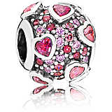 charm donna gioielli Pandora Esplosione D'Amore 796555czsmx