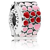 charm donna gioielli Pandora Esplosione D'Amore 796594enmx