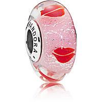 charm donna gioielli Pandora Esplosione D'Amore 796598