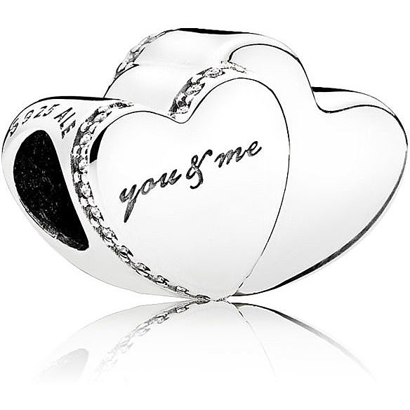 pandora charm originali i love you