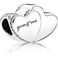 charm donna gioielli Pandora I Love You 796560cz
