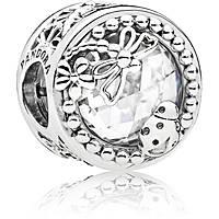 charm donna gioielli Pandora Natura Incantata 797047cz