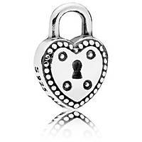 charm donna gioielli Pandora Sigillo D'Amore 796569
