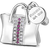 charm donna gioielli Rosato My Bags RBA008