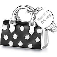 charm donna gioielli Rosato My Bags RBA020