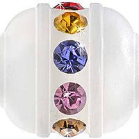 charm femme bijoux Morellato Drops Colours SABZ297