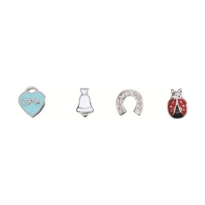 charm femme bijoux Ops Objects Good Luck OPSCHARMS-41