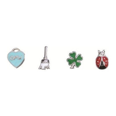 charm femme bijoux Ops Objects Good Luck OPSCHARMS-43