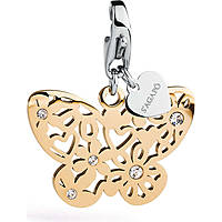 charm femme bijoux Sagapò BUTTERFLY SHA159