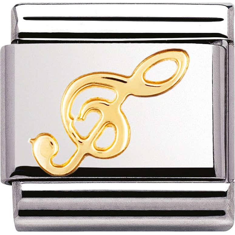 charm unisex bijoux Nom.Composable 030117/08
