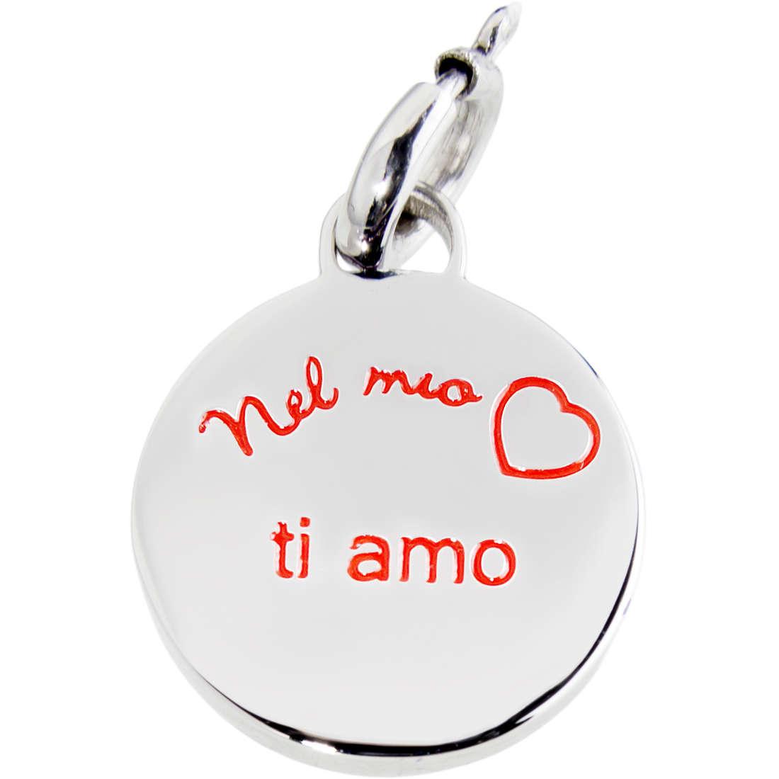 charm unisex gioielli Marlù Nel Mio Cuore 06 15CH009