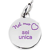 charm unisex gioielli Marlù Nel Mio Cuore 06 15CH011