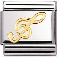 charm unisex gioielli Nom.Composable 030117/08