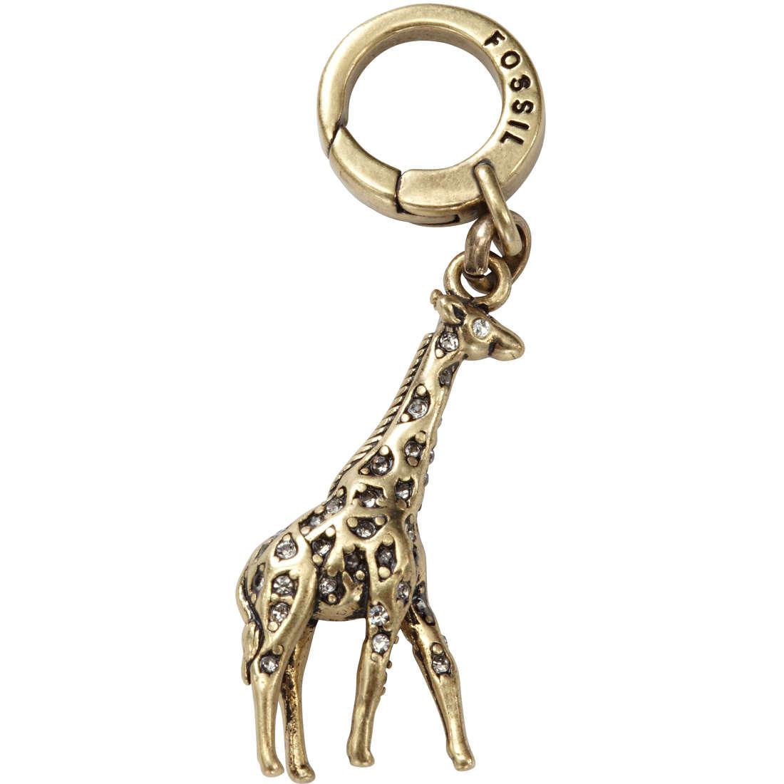 charm unisex jewellery Fossil JA5433716