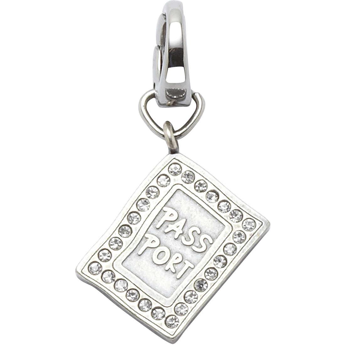 charm unisex jewellery Fossil JF87698040