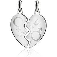 charm unisex jewellery GioiaPura You & Me GPSRPND2579