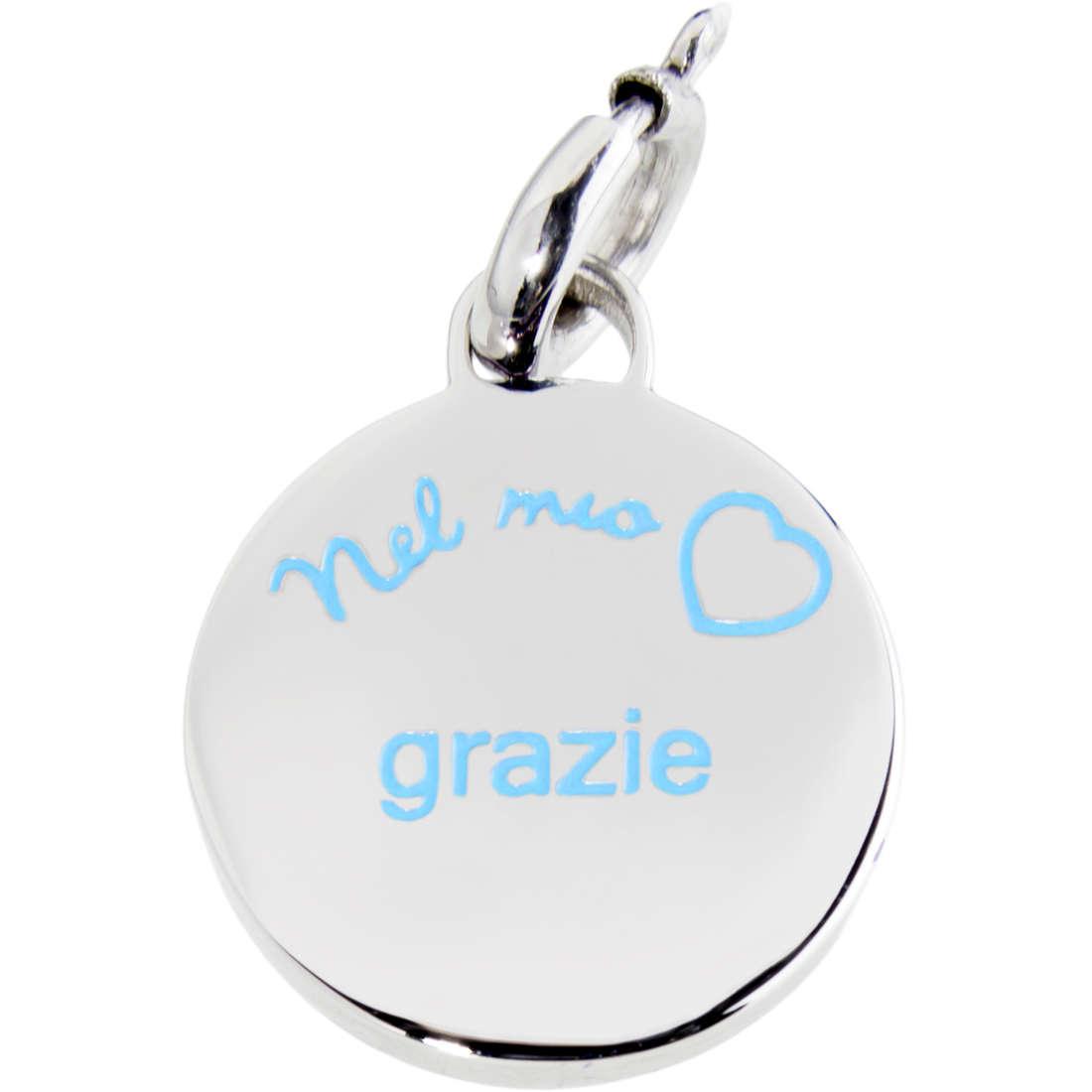 charm unisex jewellery Marlù Nel Mio Cuore 06 15CH008