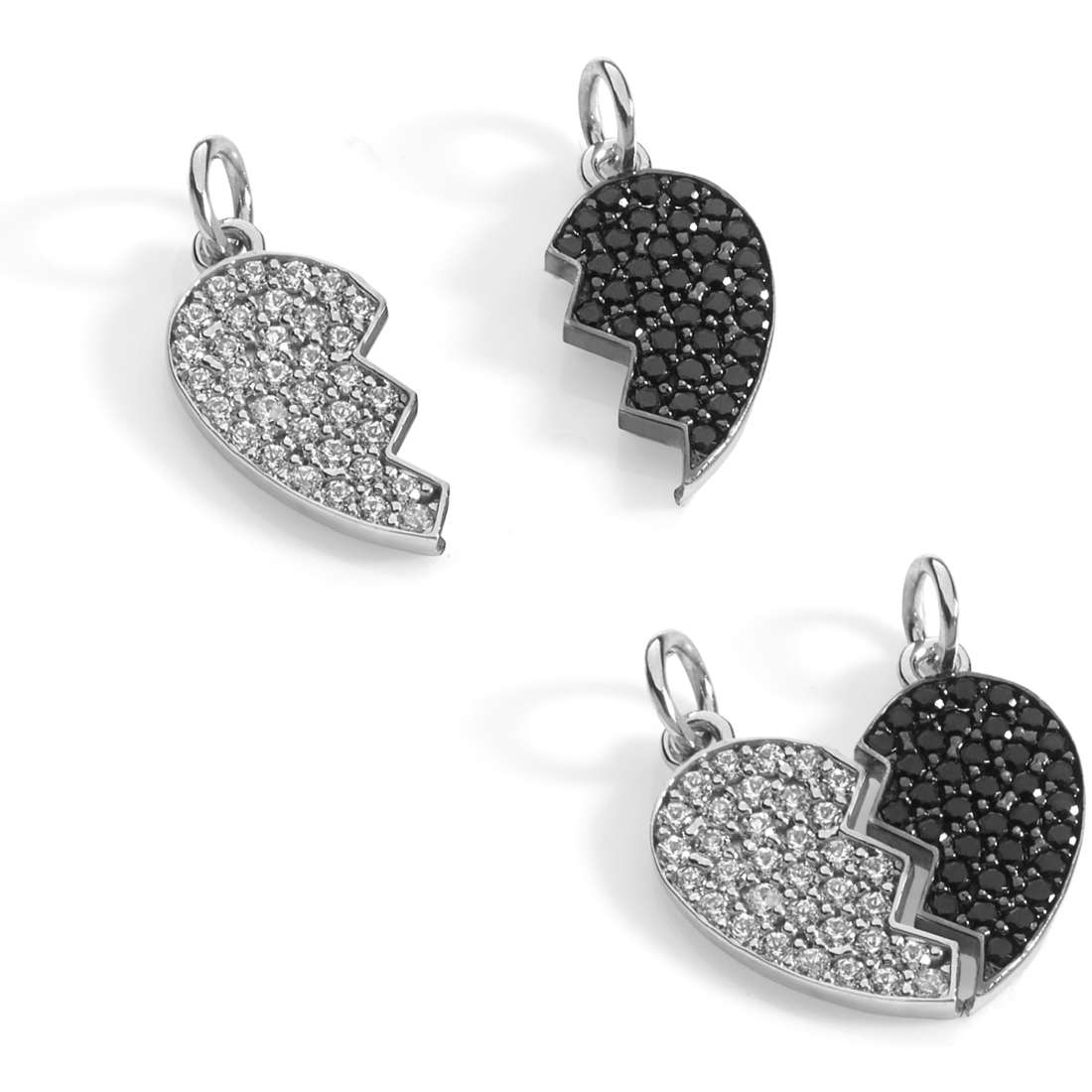 charm woman jewellery Ambrosia Glam Love ACZ 126