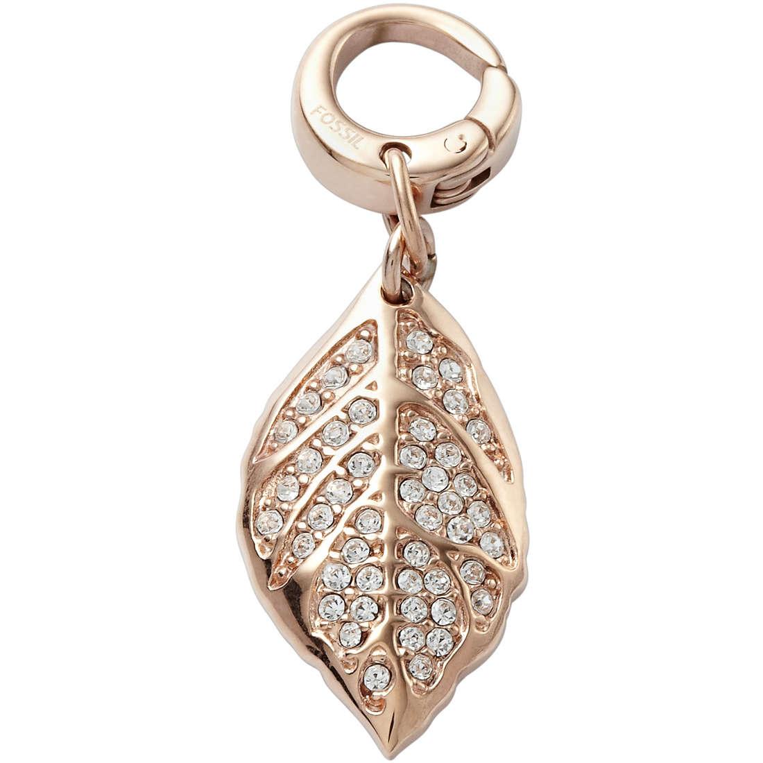 charm woman jewellery Fossil JF00147791