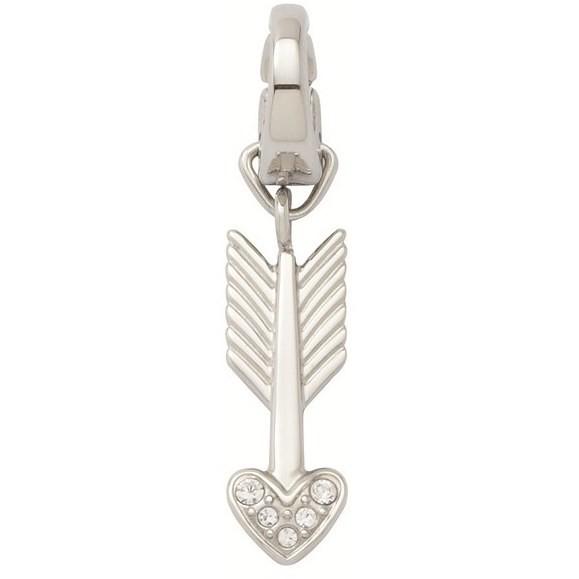 charm woman jewellery Fossil JF86773040