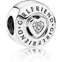 charm woman jewellery Pandora 792145cz