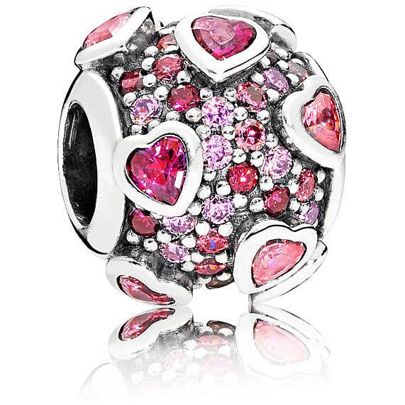 charm woman jewellery Pandora Esplosione D'Amore 796555czsmx