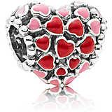 charm woman jewellery Pandora Esplosione D'Amore 796557enmx