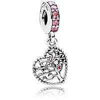 charm woman jewellery Pandora Esplosione D'Amore 796592czsmx