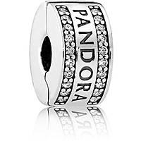 charm woman jewellery Pandora Forever 792056cz