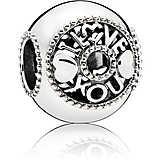 charm woman jewellery Pandora I Love You 796601