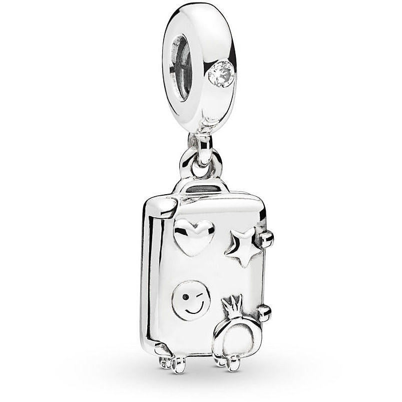 salvare 292a0 95fa9 charm woman jewellery Pandora Viaggi 797887EN160