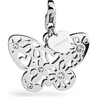 charm woman jewellery Sagapò BUTTERFLY SHA162
