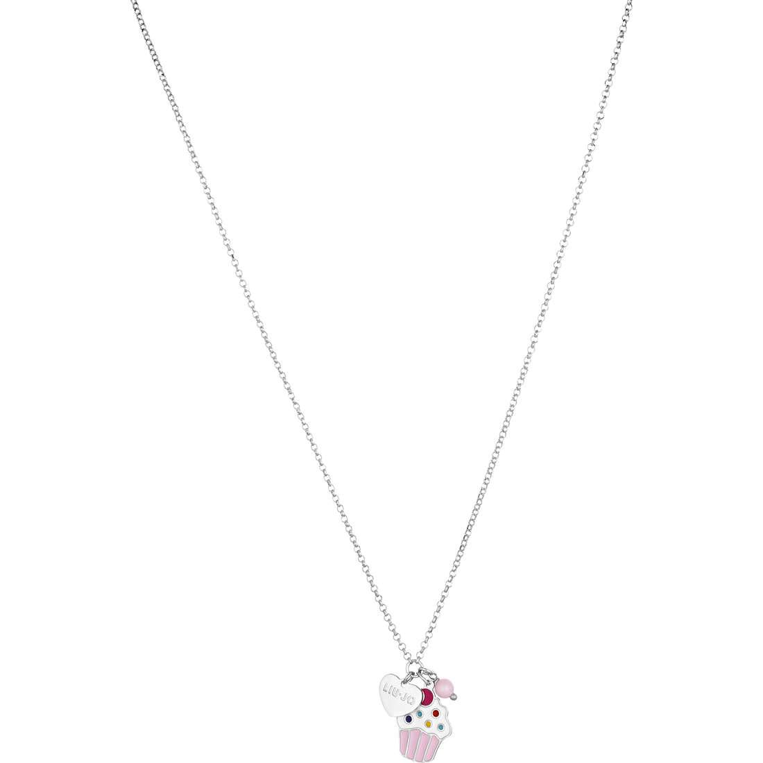 collana bambino gioielli Liujo BLJ361