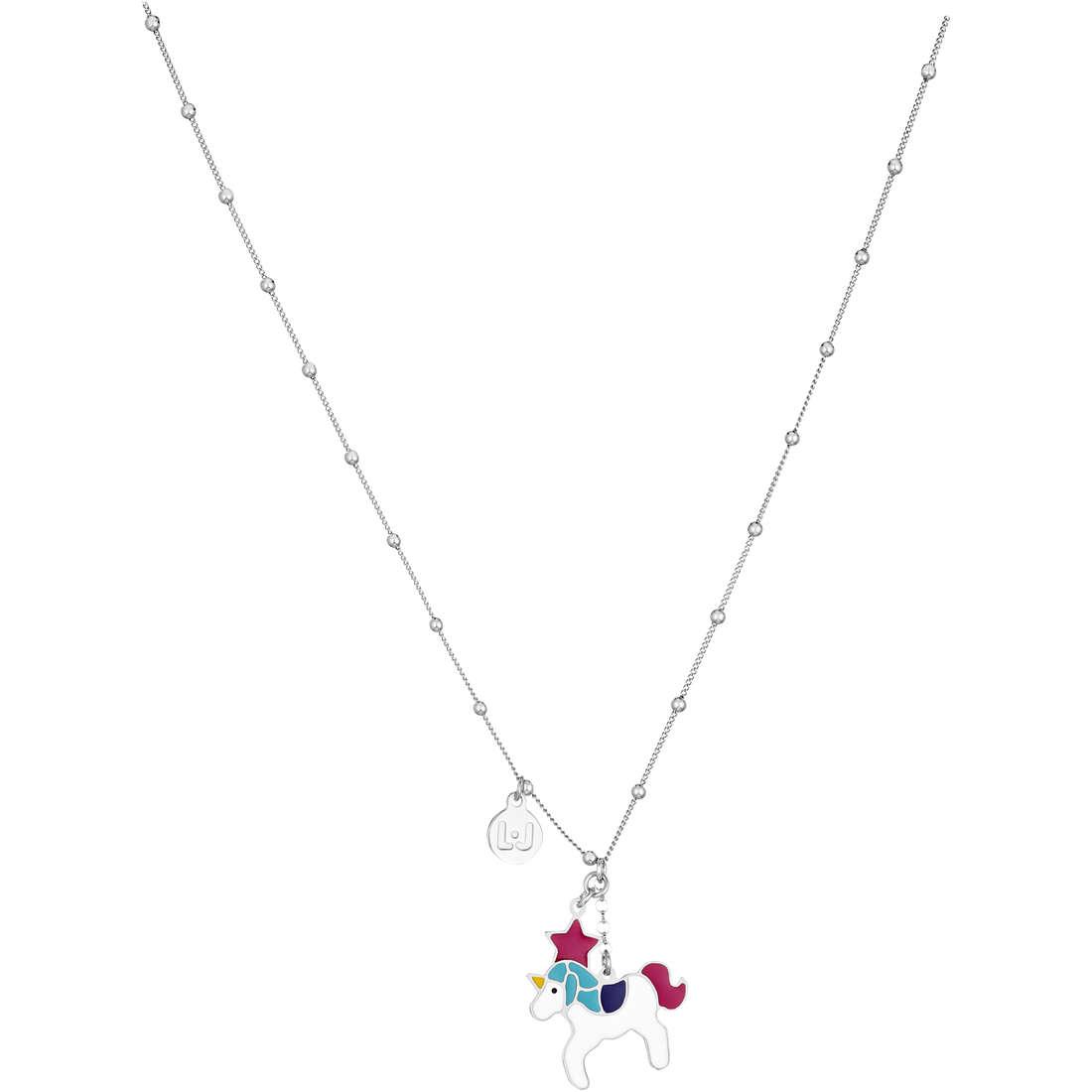 collana bambino gioielli Liujo BLJ365