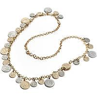 collana donna gioielli 4US Cesare Paciotti Classic Collection 4UCL1628W