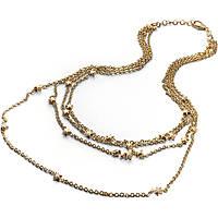 collana donna gioielli 4US Cesare Paciotti Classic Collection 4UCL1634W