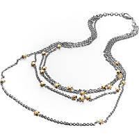 collana donna gioielli 4US Cesare Paciotti Classic Collection 4UCL1637W