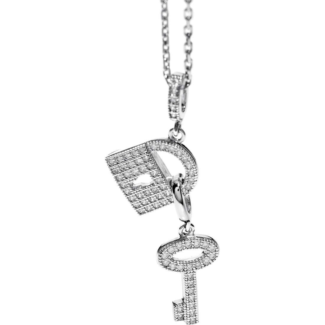collana donna gioielli Ambrosia AAG 003