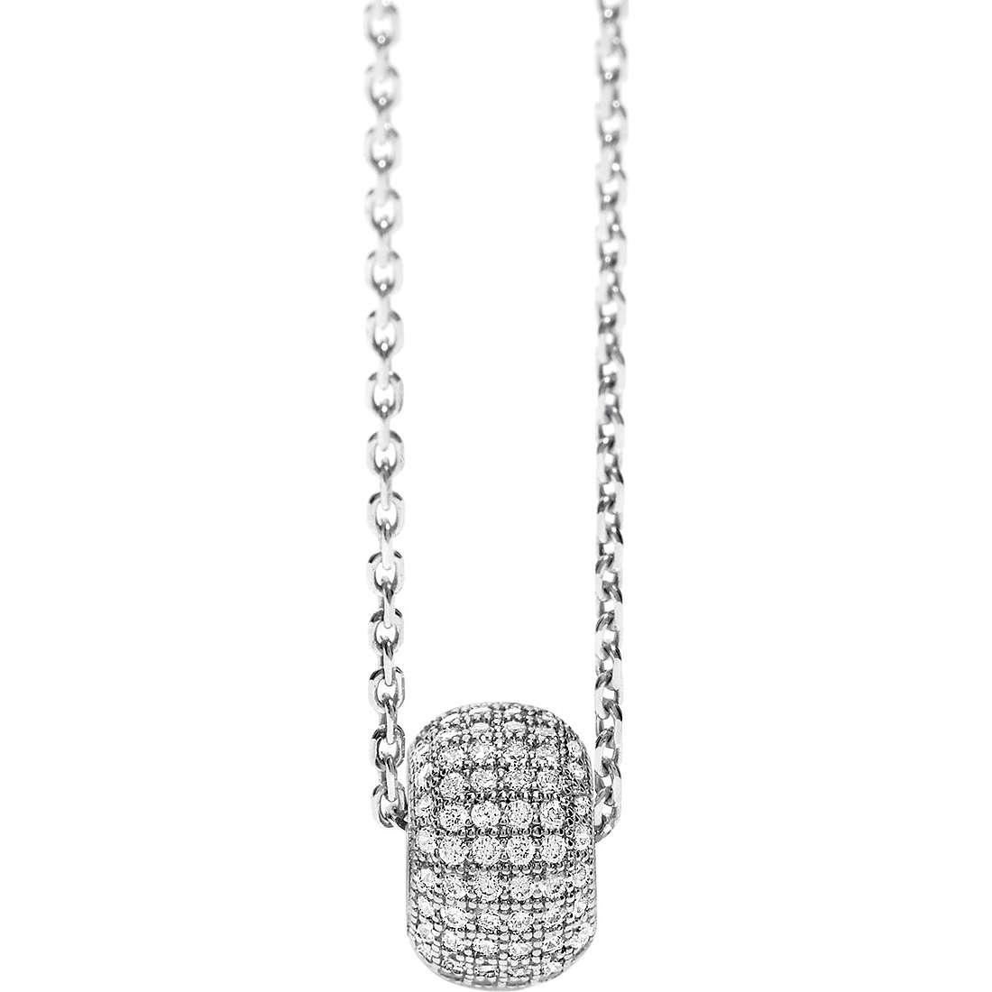 collana donna gioielli Ambrosia AAG 030