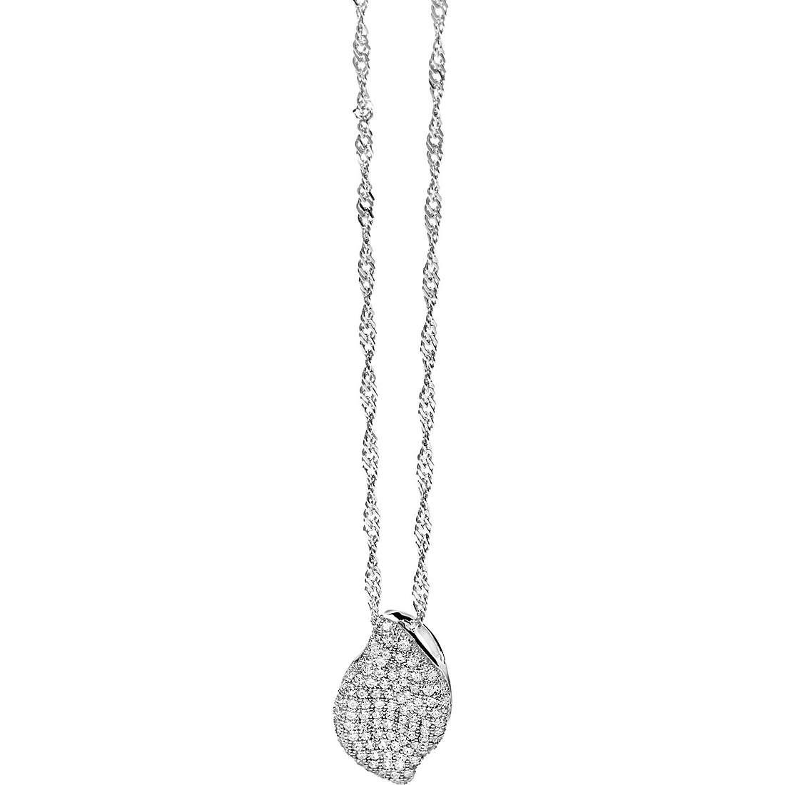 collana donna gioielli Ambrosia AAG 035