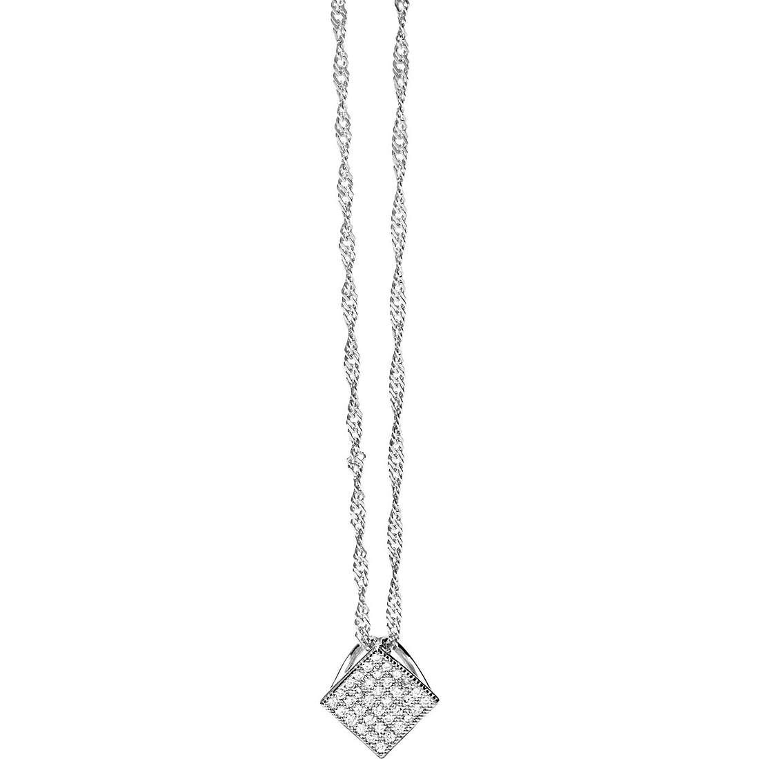 collana donna gioielli Ambrosia AAG 036