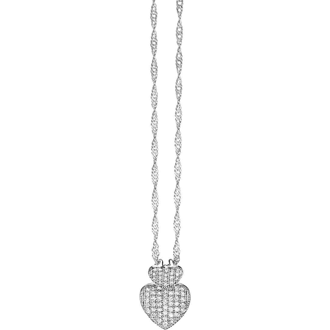 collana donna gioielli Ambrosia AAG 038