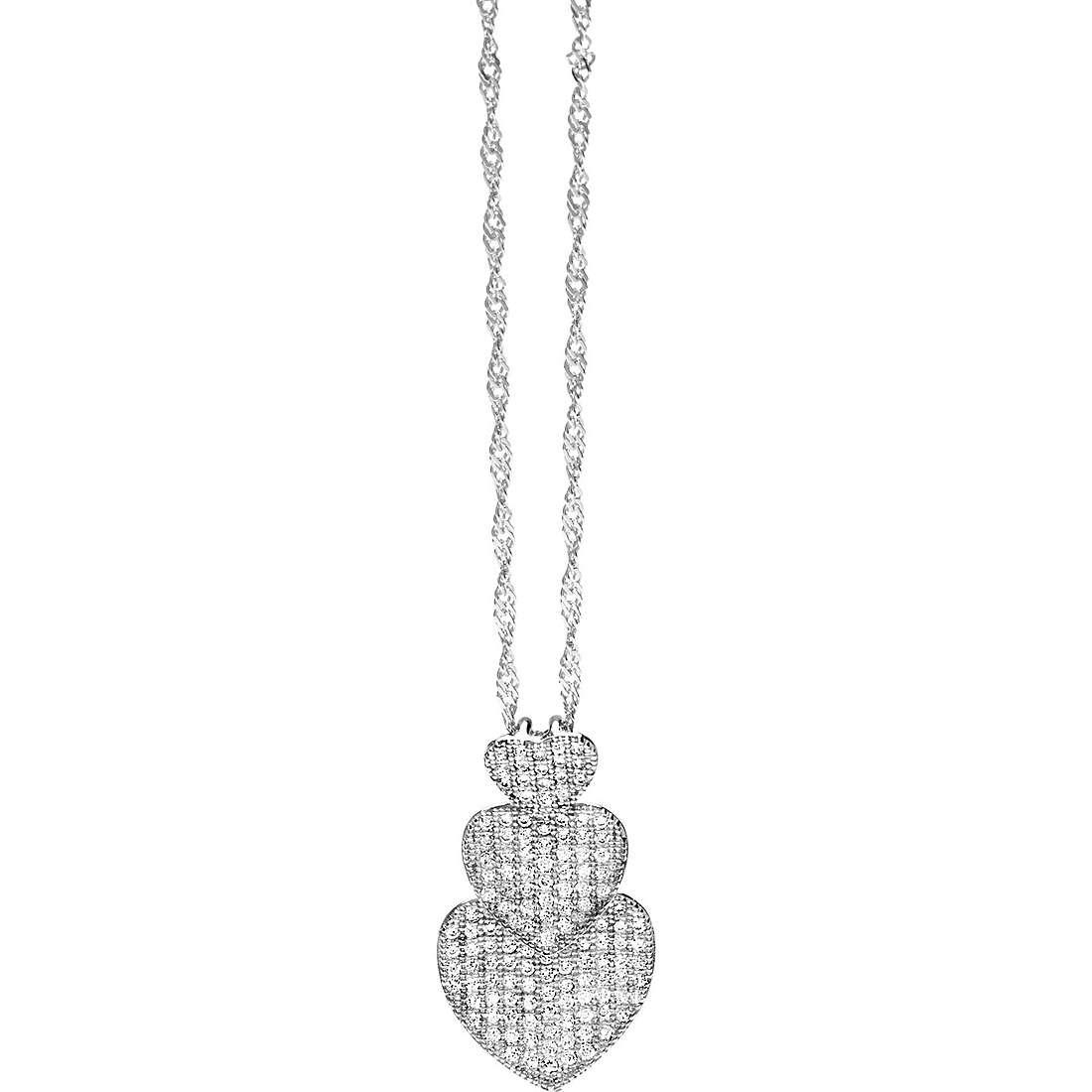 collana donna gioielli Ambrosia AAG 039
