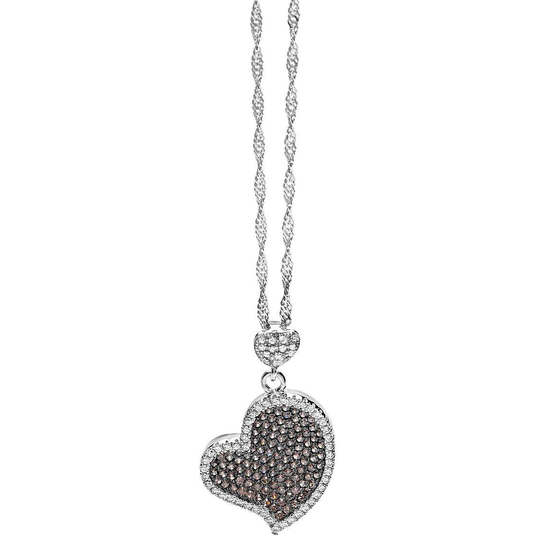 collana donna gioielli Ambrosia AAG 045