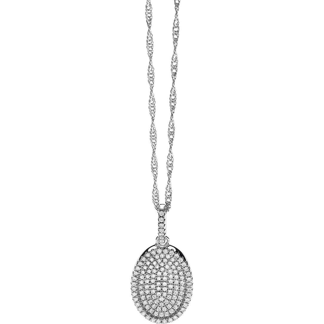 collana donna gioielli Ambrosia AAG 054