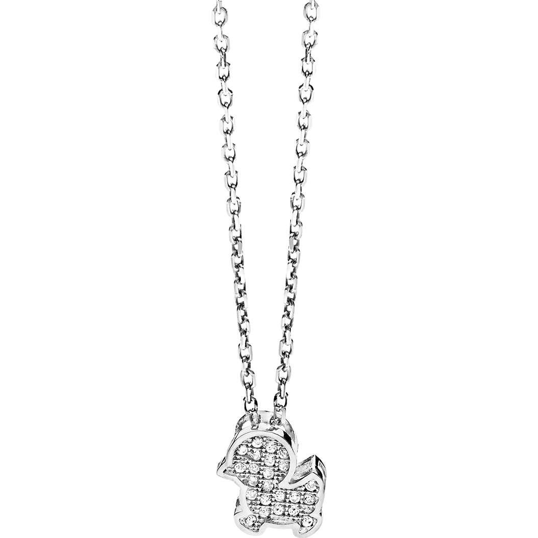 collana donna gioielli Ambrosia AAG 084