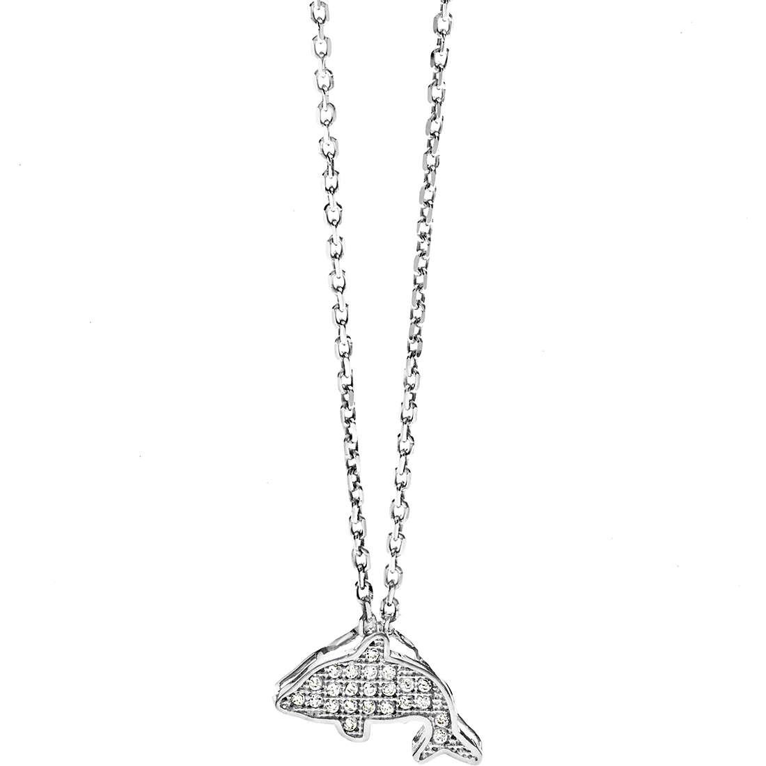 collana donna gioielli Ambrosia AAG 085